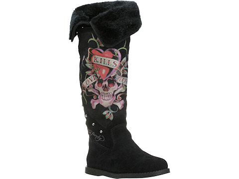 Black Snowblazer Boots on Sale for $133