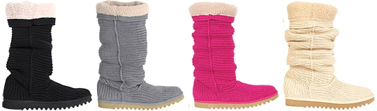 McKenna Sweater Boots