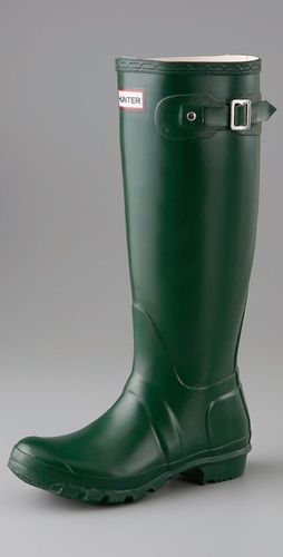 hunter-green-wellington-rain-boot