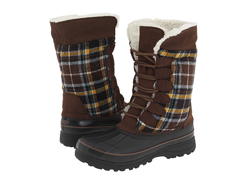 Khombu Highland Plaid