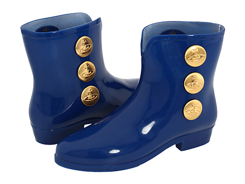 Vivienne Westwood Anglomania rain boots