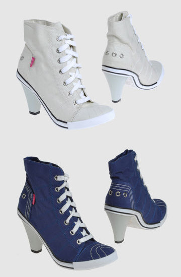 BI 4 Ankle Boots
