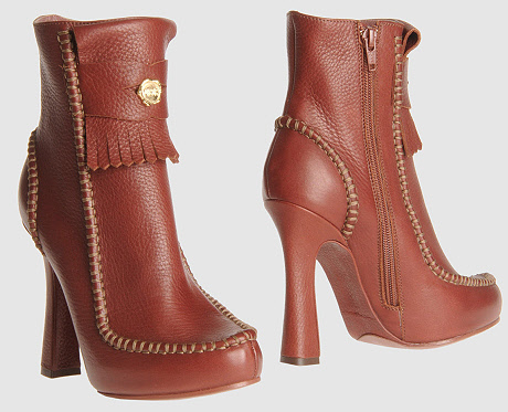 Victor & Rolf ankle boots