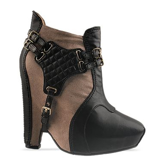 Sam Edelman Zoe Black Almond