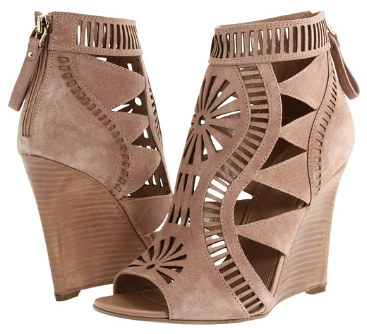 Sergio Rossi Cutout Wedges