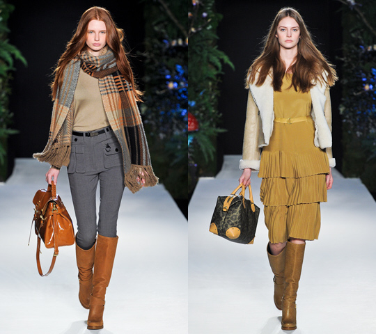 Mulberry FW 2011