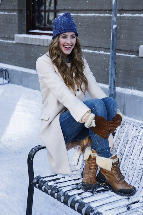 stylish waterproof winter boots by UGG